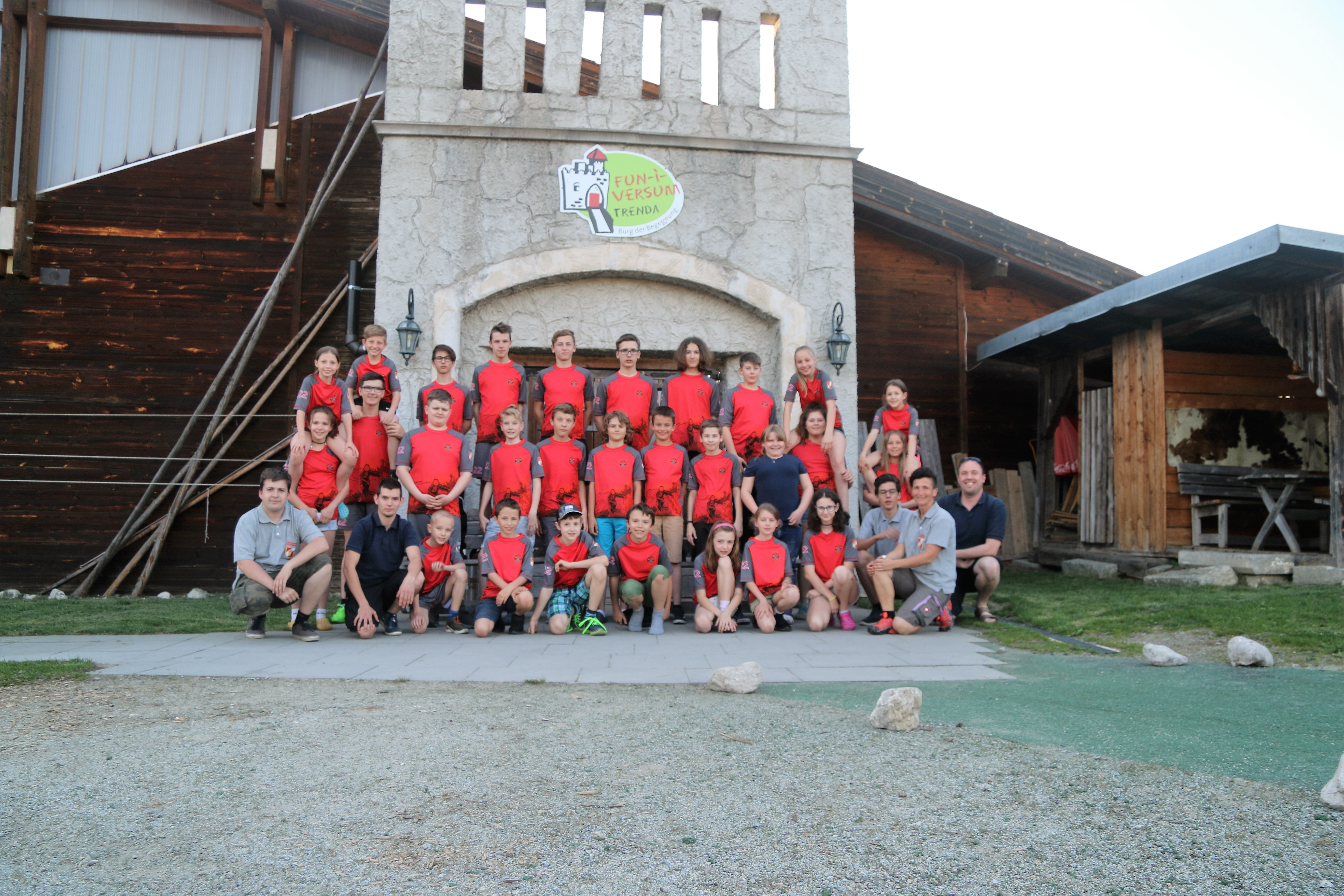 20.-22.04.2018 - FJ: Trainingslager in St. Oswald/Freistadt